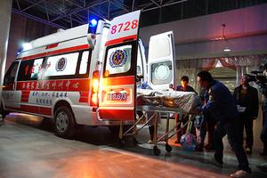 新生儿救护车转运