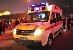 重症型救护车服务